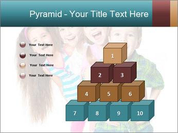 Smily Kids PowerPoint Templates - Slide 31