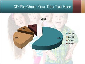 Smily Kids PowerPoint Templates - Slide 35