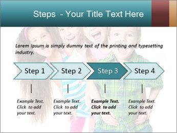 Smily Kids PowerPoint Templates - Slide 4