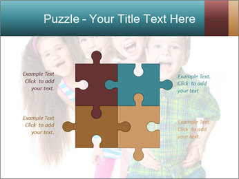 Smily Kids PowerPoint Templates - Slide 43