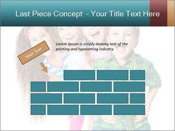 Smily Kids PowerPoint Templates - Slide 46