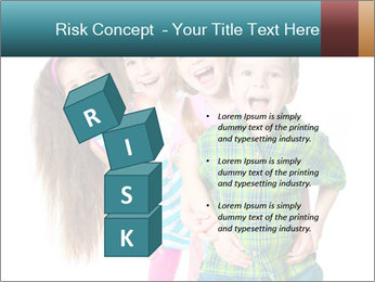 Smily Kids PowerPoint Templates - Slide 81