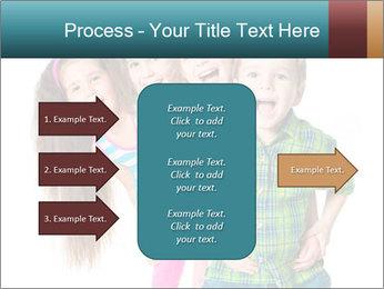 Smily Kids PowerPoint Templates - Slide 85
