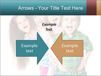 Smily Kids PowerPoint Templates - Slide 90