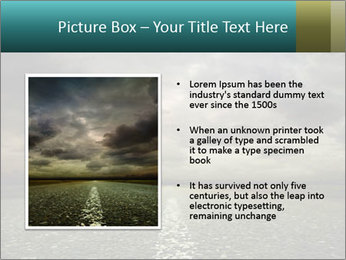 Roadside and Thunderstorm PowerPoint Template - Slide 13