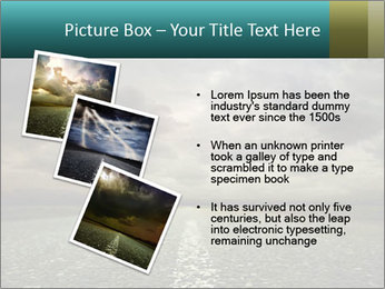 Roadside and Thunderstorm PowerPoint Template - Slide 17