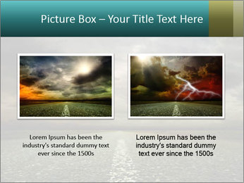 Roadside and Thunderstorm PowerPoint Template - Slide 18