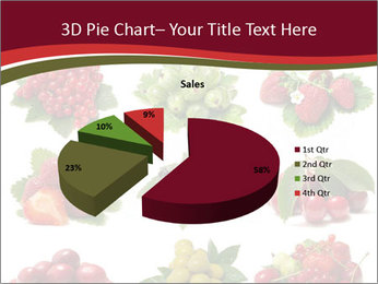 Catalogue of Berries PowerPoint Templates - Slide 35