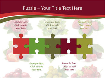 Catalogue of Berries PowerPoint Templates - Slide 41