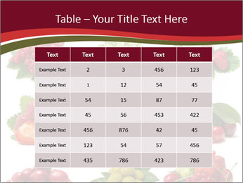 Catalogue of Berries PowerPoint Templates - Slide 55