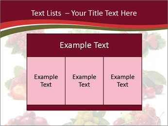 Catalogue of Berries PowerPoint Templates - Slide 59