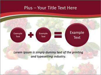 Catalogue of Berries PowerPoint Templates - Slide 75
