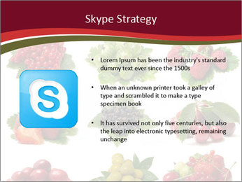 Catalogue of Berries PowerPoint Templates - Slide 8