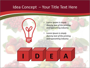 Catalogue of Berries PowerPoint Templates - Slide 80