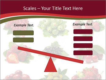 Catalogue of Berries PowerPoint Templates - Slide 89