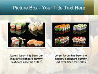 Tuna Roll PowerPoint Template - Slide 18