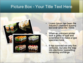 Tuna Roll PowerPoint Template - Slide 20