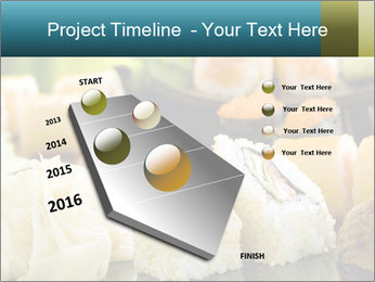 Tuna Roll PowerPoint Template - Slide 26