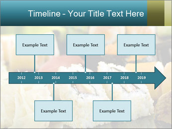 Tuna Roll PowerPoint Template - Slide 28
