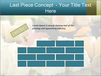 Tuna Roll PowerPoint Template - Slide 46