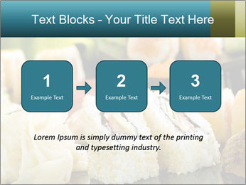 Tuna Roll PowerPoint Template - Slide 71