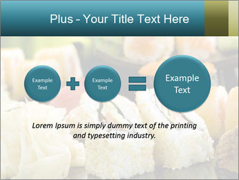 Tuna Roll PowerPoint Template - Slide 75
