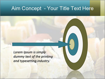 Tuna Roll PowerPoint Template - Slide 83