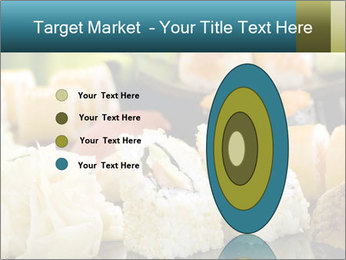 Tuna Roll PowerPoint Template - Slide 84