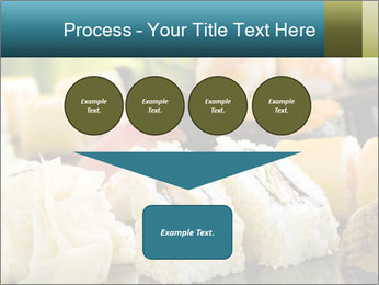 Tuna Roll PowerPoint Template - Slide 93
