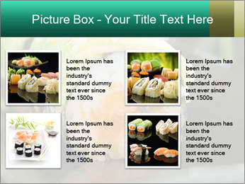 Nigiri Roll PowerPoint Templates - Slide 14