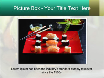 Nigiri Roll PowerPoint Templates - Slide 15