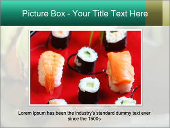 Nigiri Roll PowerPoint Templates - Slide 16