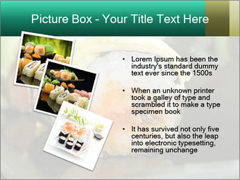 Nigiri Roll PowerPoint Templates - Slide 17