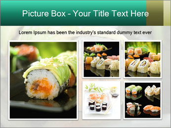 Nigiri Roll PowerPoint Templates - Slide 19