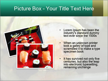 Nigiri Roll PowerPoint Templates - Slide 20