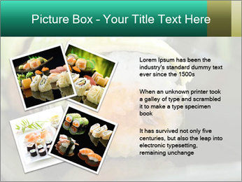 Nigiri Roll PowerPoint Templates - Slide 23