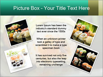 Nigiri Roll PowerPoint Templates - Slide 24