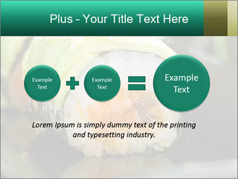 Nigiri Roll PowerPoint Templates - Slide 75