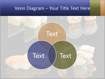 Fresh Sushi Set PowerPoint Templates - Slide 33