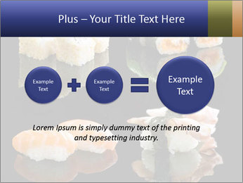 Fresh Sushi Set PowerPoint Templates - Slide 75