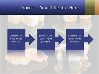 Fresh Sushi Set PowerPoint Templates - Slide 88