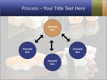 Fresh Sushi Set PowerPoint Templates - Slide 91