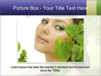 Spring Makeup PowerPoint Template - Slide 15