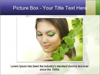 Spring Makeup PowerPoint Template - Slide 16
