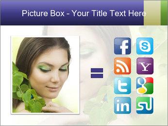Spring Makeup PowerPoint Template - Slide 21