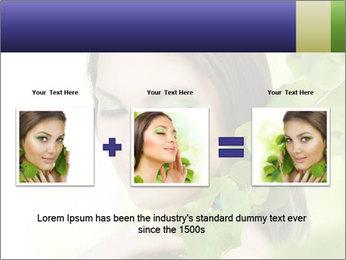Spring Makeup PowerPoint Template - Slide 22