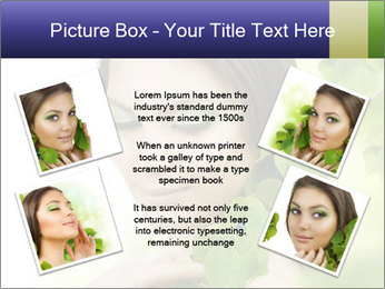 Spring Makeup PowerPoint Template - Slide 24