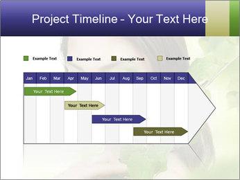 Spring Makeup PowerPoint Template - Slide 25