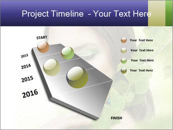 Spring Makeup PowerPoint Template - Slide 26