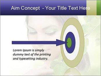Spring Makeup PowerPoint Template - Slide 83